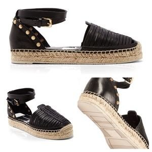 Dolce Vita Ceyla Black Leather Shoe